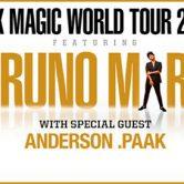 Stagehand für Bruno Mars @Hallenstadion für Konzert auf und Abbau gesucht!