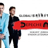 Personal für Depeche Mode @Letzigrund ZH gesucht