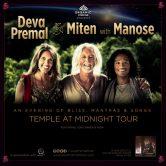 Personal für Deva Premal & Miten @Samsung Hall gesucht