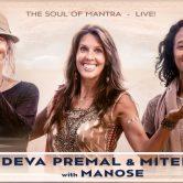Personal für Deva Premal & Miten und Manose @Samsung Hall gesucht